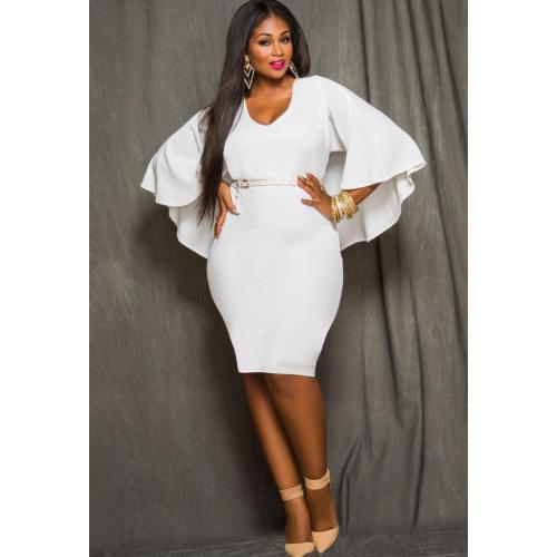 Medium Crop Of White Party Dresses