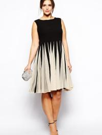 Casual dress for plus size: trendy fashion for plus size ...