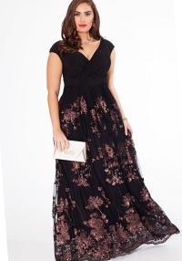 Plus size short evening dresses - PlusLook.eu Collection