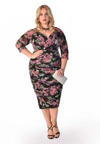 Cocktail dresses plus size - PlusLook.eu Collection