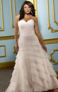 Plus Size Wedding Dresses For The Older Bride - Junoir ...