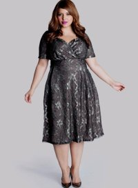 Fall Cocktail Plus Size Dresses 2018 - PlusLook.eu Collection