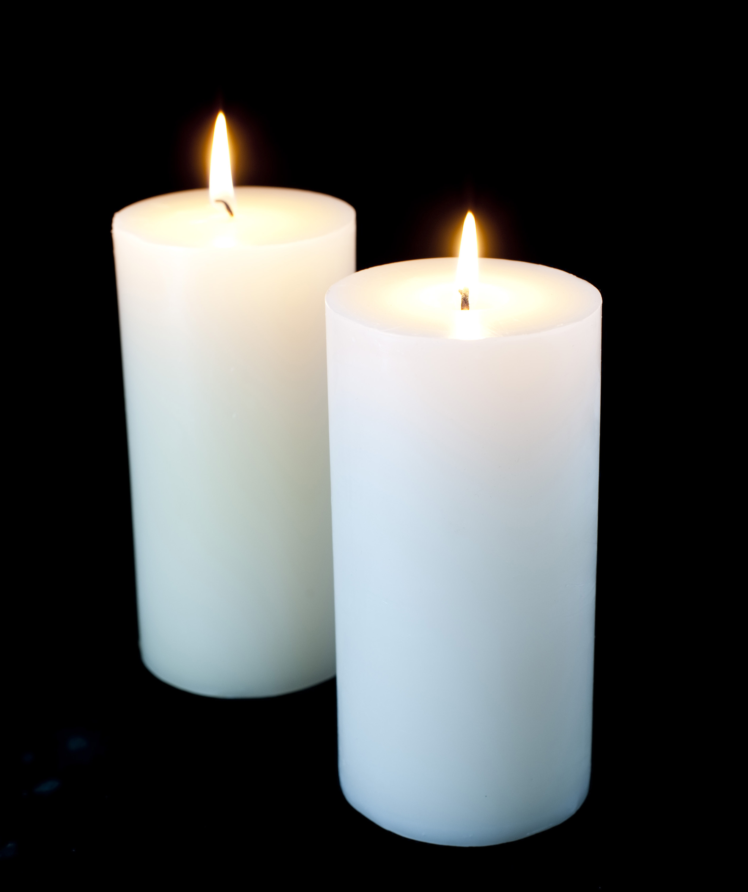 Bougie Led Gifi Burning Candle Png Hd Transparent Burning Candle Hd Png