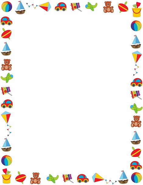 Fun PNG Borders Transparent Fun BordersPNG Images PlusPNG