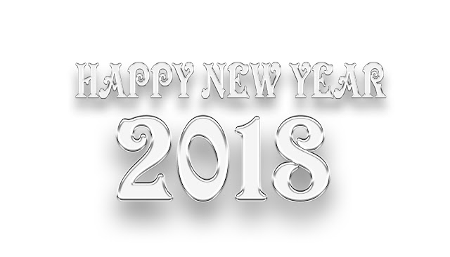 Happy New Year 2018 PNG Transparent Happy New Year 2018PNG Images