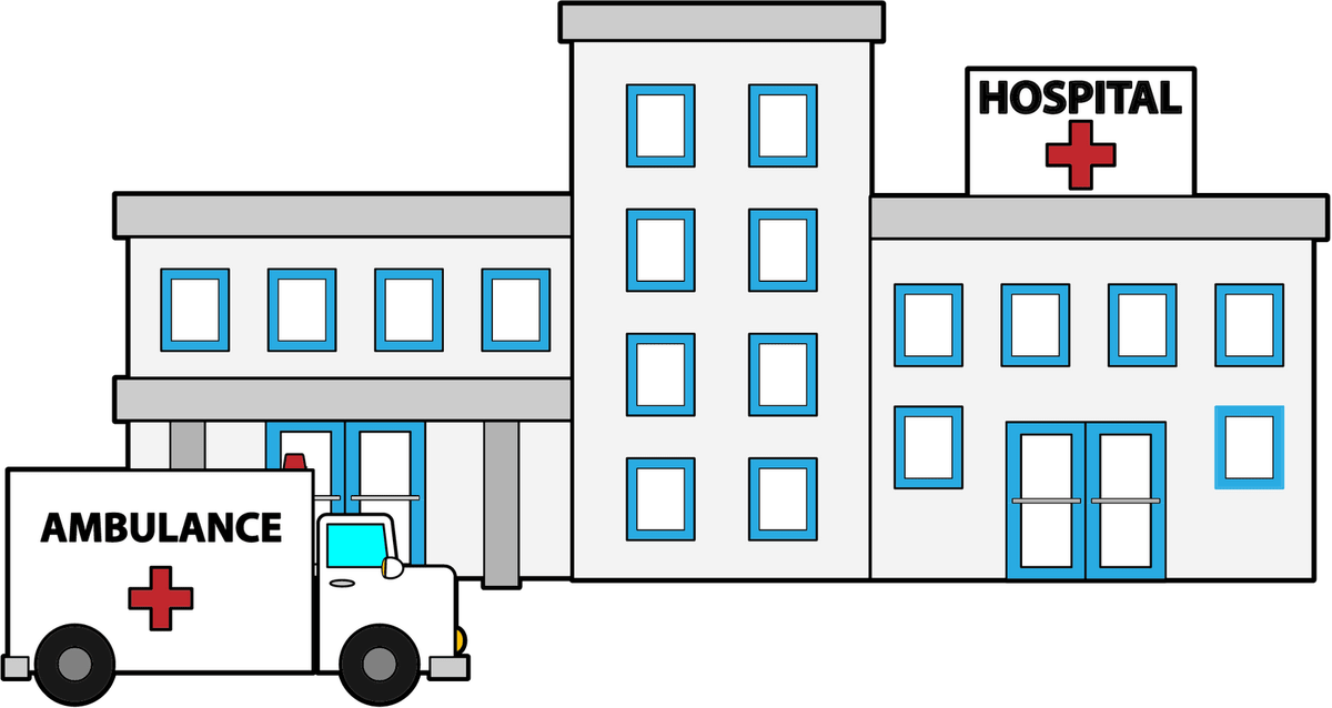 Hospital Png Hd Images Transparent Hospital Hd Imagespng
