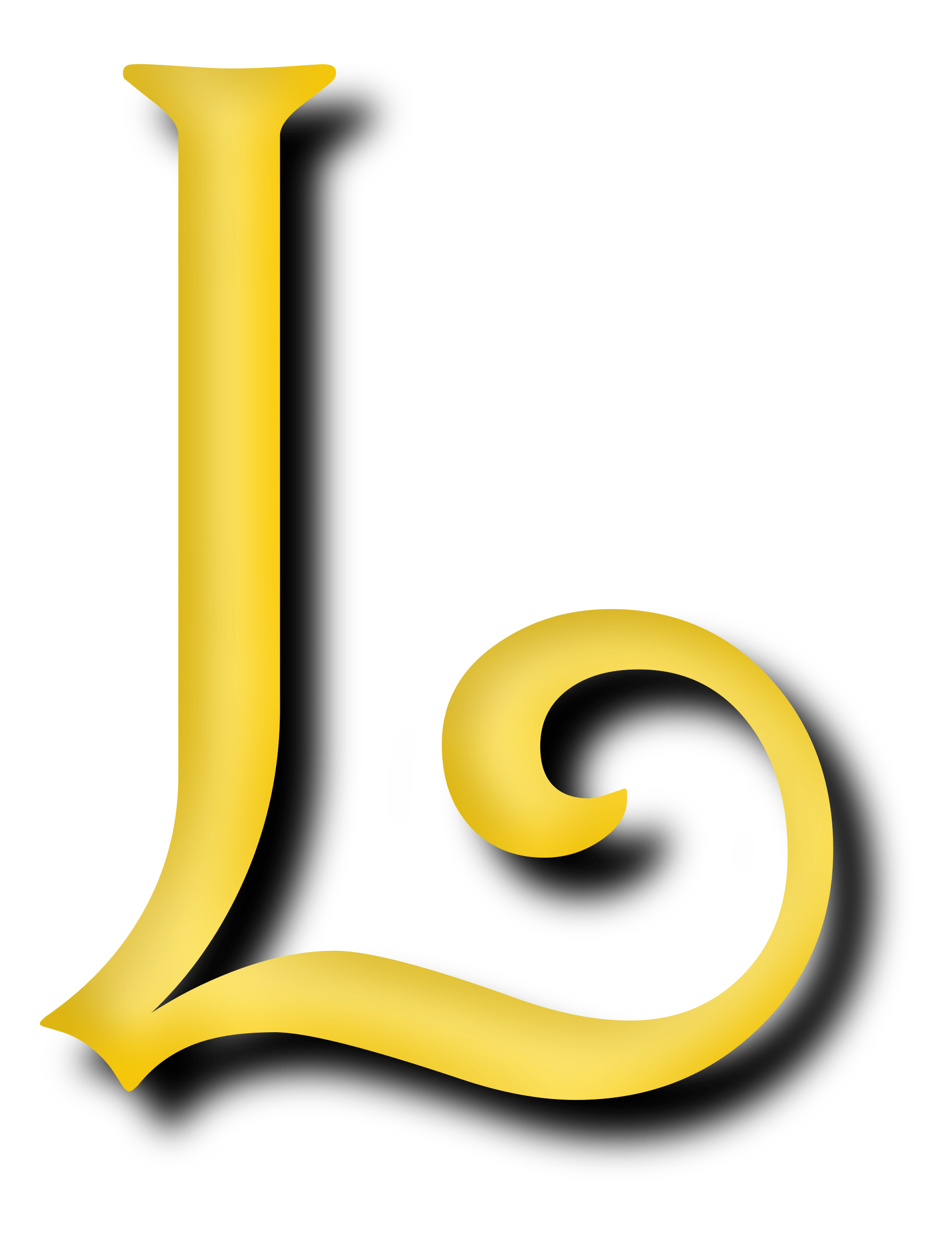 Letter L HD PNG Transparent Letter L HD.PNG Images.