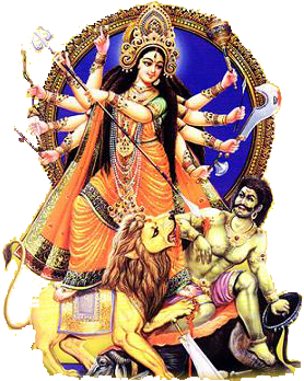 Durga Puja 3d Wallpaper Maa Durga Png Hd Transparent Maa Durga Hd Png Images