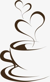 PNG Cup Black And White Transparent Cup Black And White ...