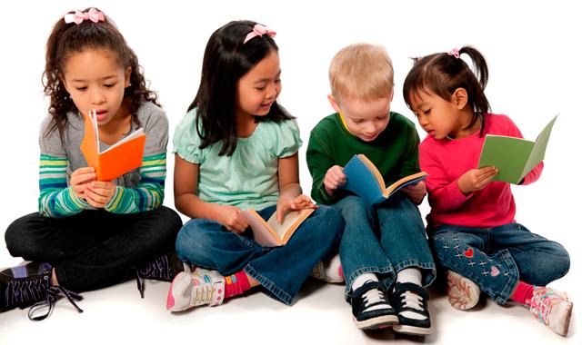 Png Kids Reading Transparent Kids Readingpng Images