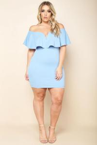 √ Jr Plus Size Formal Dresses | Plus size junior homecoming ...