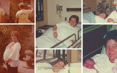 The Birth Story of Jennifer Rue McLellan