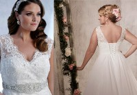 60 Latest Wedding Dresses for Second Marriage Over 40 ...
