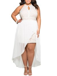 60 Christmas Party Dresses for Women Over 50s - Plus Size ...