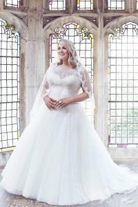 Affordable Wedding Dresses for Plus Size Women 2018 - Plus ...