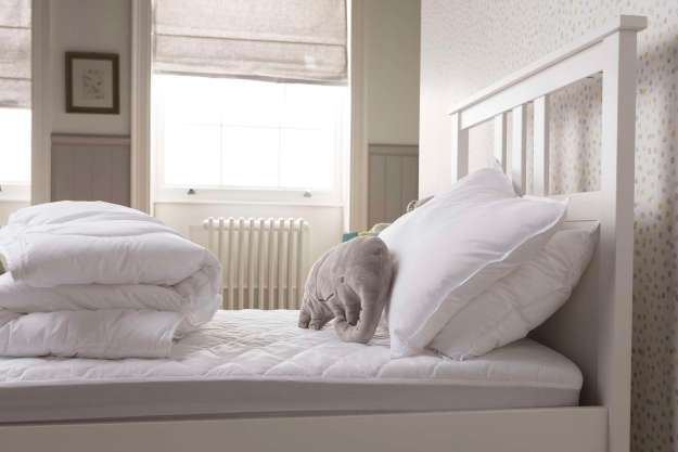 The Junior Bedding Company and the transition from cot to bed