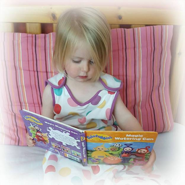 Teletubbies books: Review & Giveaway
