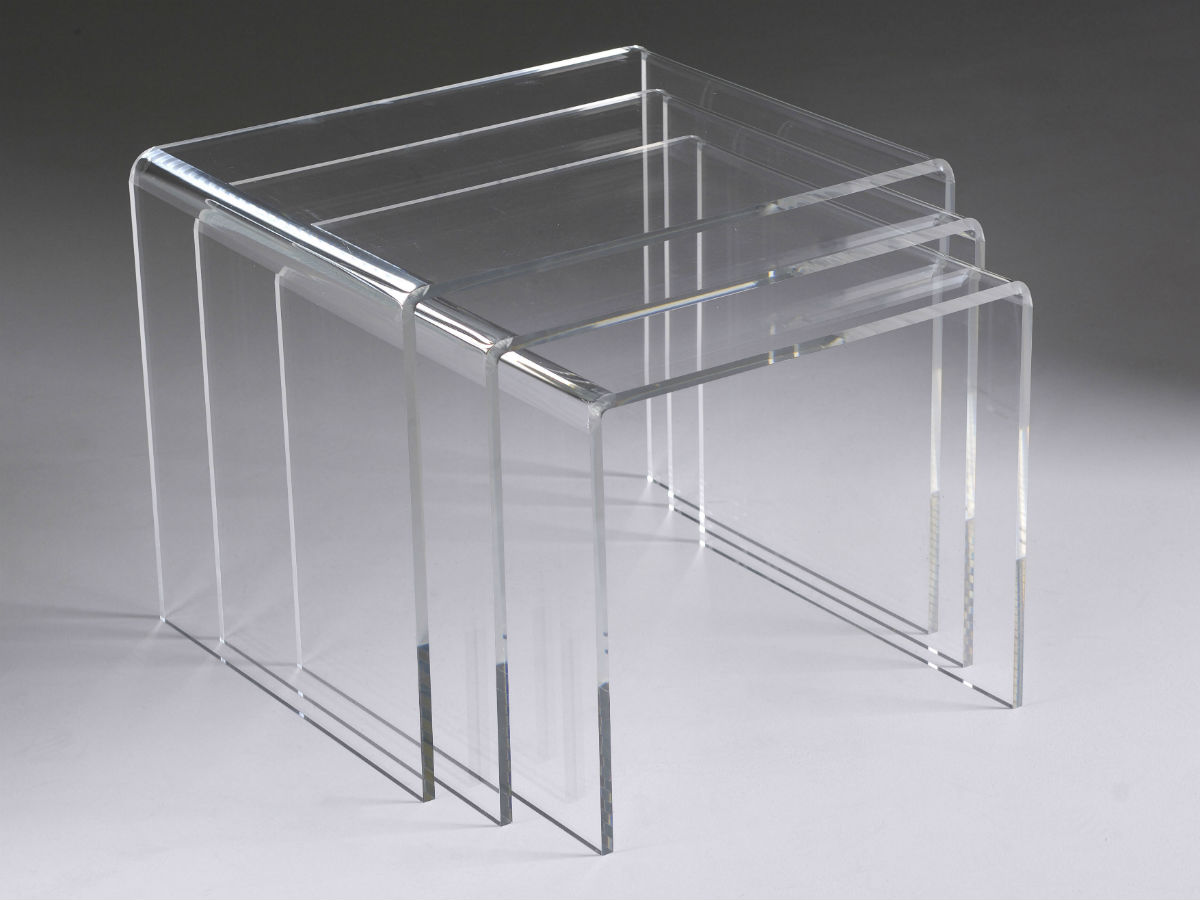 Table Plexiglas Transparent Table Plexiglas