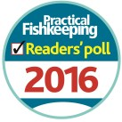Please vote for us again this year, to keep us as the UK's number one discus retailer.