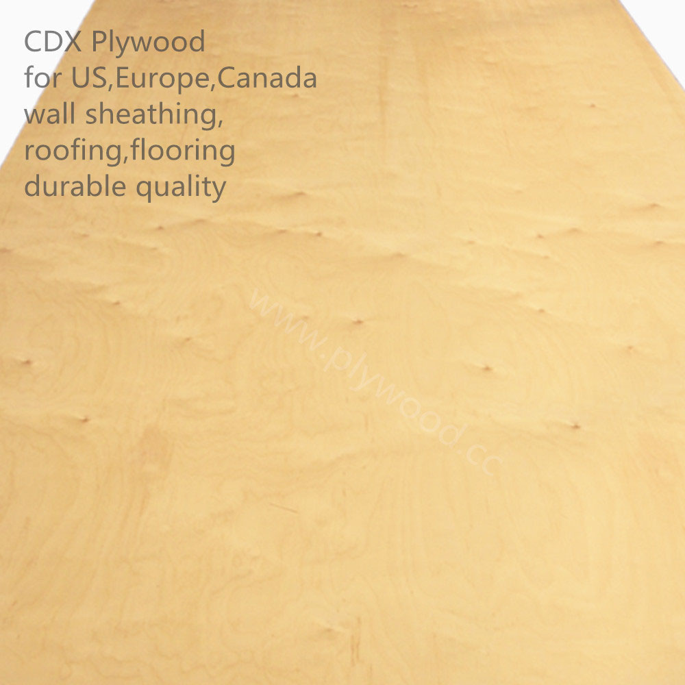 Half Inch Plywood Cdx Grade Plywood I E C D Exposure 1 Plywood