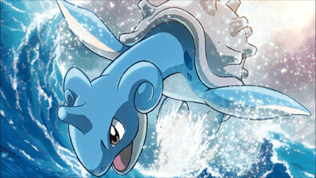 New Year Wallpapers 3d Lapras Pok 233 Mon Amino