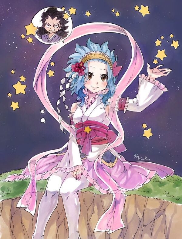 Kimono Anime Girl Android Wallpaper Levy Mcgarden Anime Amino