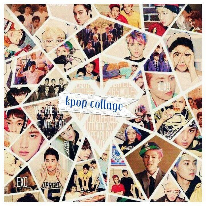 Girl Wallpaper App Kpop Collage K Pop Amino