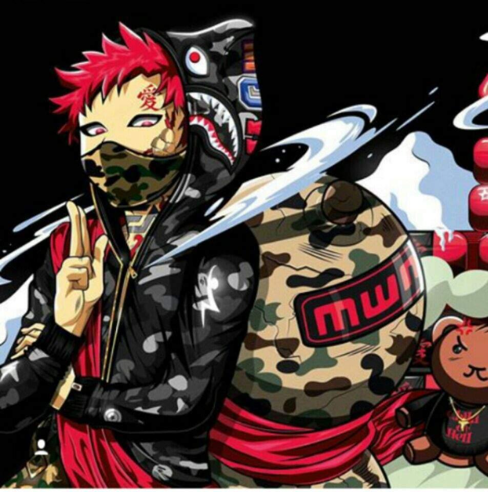 My Hero Academia Wallpaper Iphone X Naruto X Bape Anime Amino
