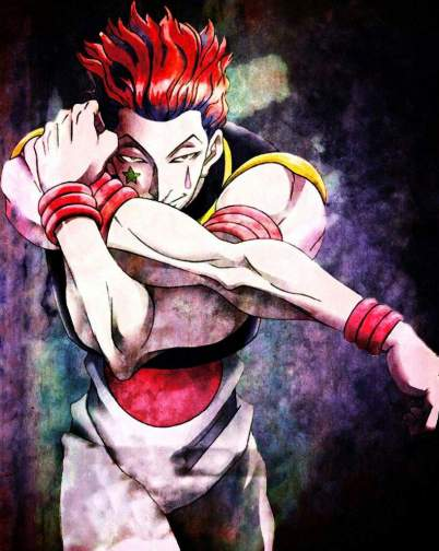 Hunter+X+Hunter+-+72+-5 10 Facts About Hisoka's Powers & Abilities