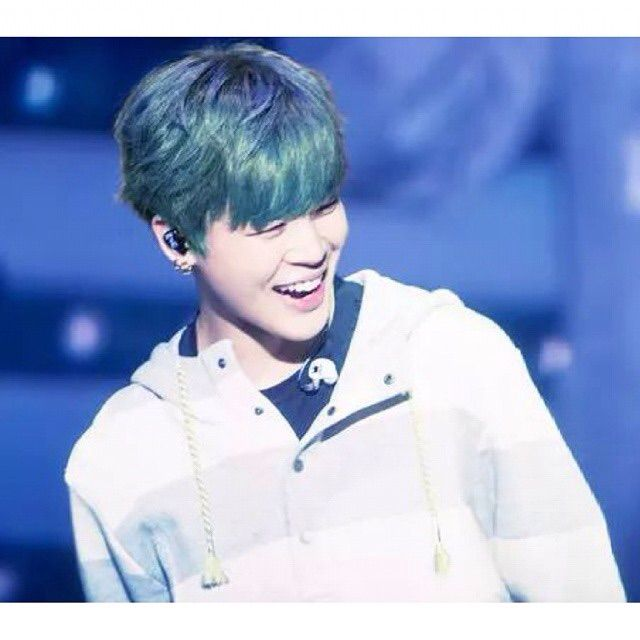 Really Cute Teal Teal Wallpaper Jimin S Different Hair Colors K Pop Amino