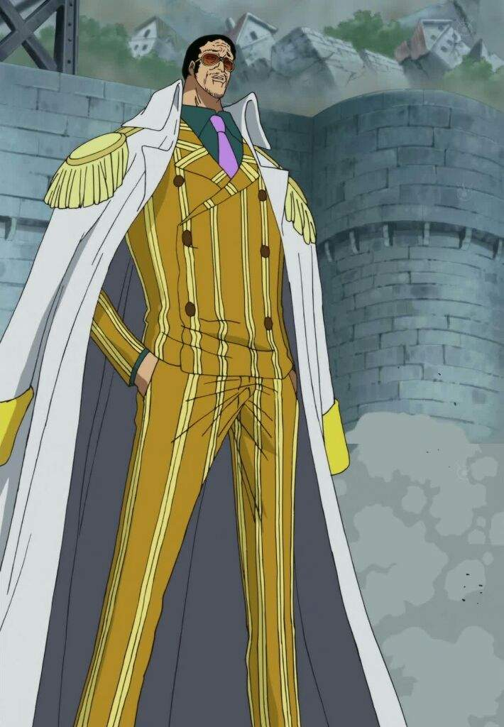 Naruto Wallpaper 3d Character Analysis Admiral Quot Kizaru Quot Borsalino One Piece