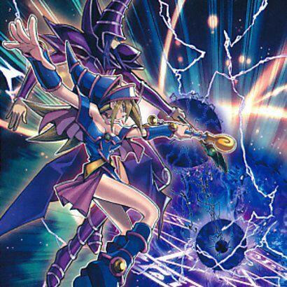 Yugioh Dark Magician Girl Wallpaper Chica Maga Oscura Yu Gi Oh Espa 241 Ol Amino
