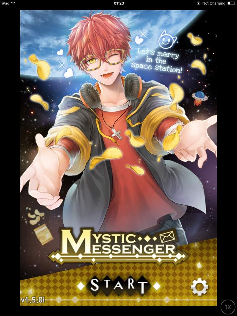 Don T Trust Girl Wallpaper 707 S Spaceship Wiki Mystic Messenger Amino