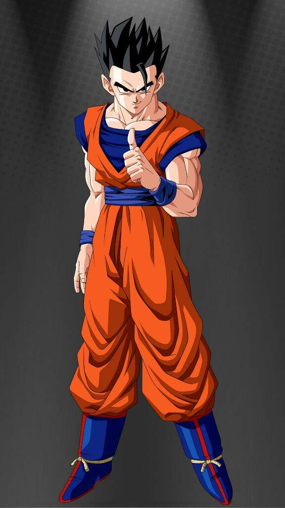 Wallpaper Dbz 3d La Resistencia Del Manga Transformaciones Hijos De Goku