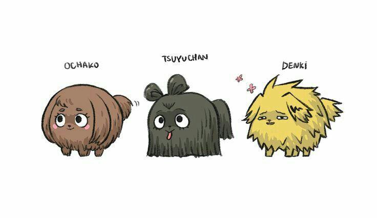 Cute Wallpapers Puppy Drawing Boku No Pet Academia 🔹🌸 Bnha Boku No Hero Academia Amino