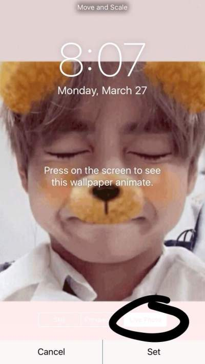 How To Make a BTS Live Wallpaper- iPhone | ARMY's Amino