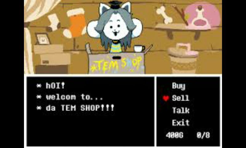 Day 13 Temmie Undertale Amino