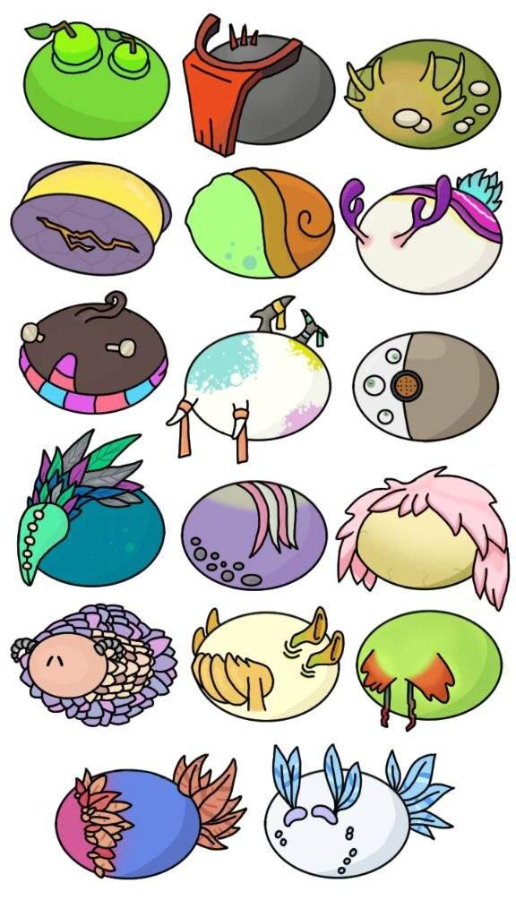 MY Wublins Eggs My Singing Monsters Amino Amino