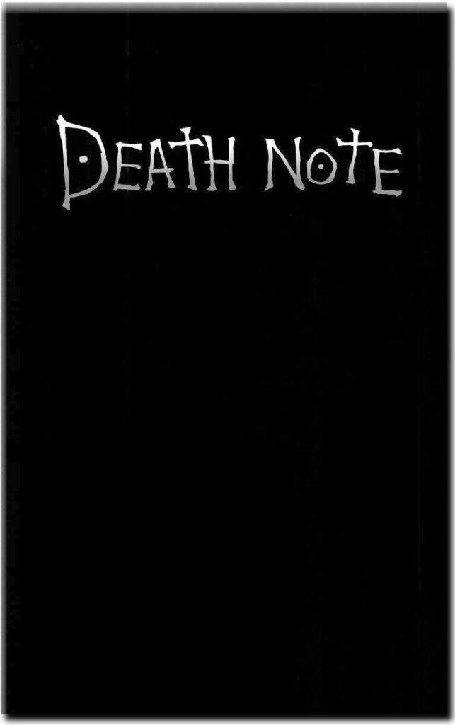 Rules of the Death Note 1-24 Anime Amino