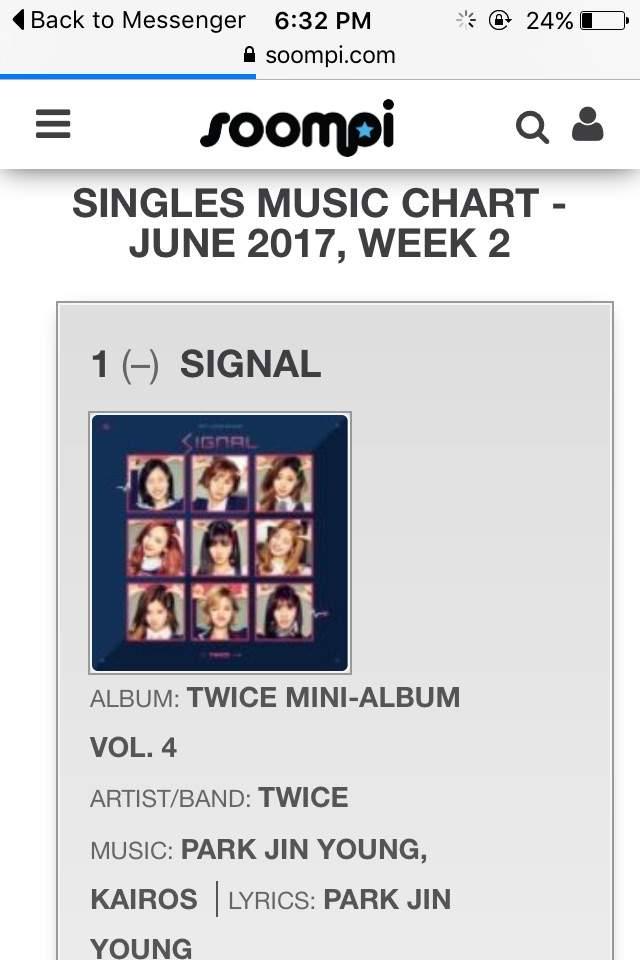 TWICE success in music charts JUNE week 2 Twice (트와이스)ㅤ Amino - music chart