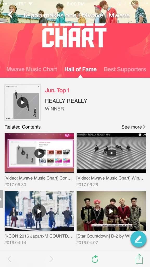MWAVE Music Chart Voting! MONBEBE Amino - music chart