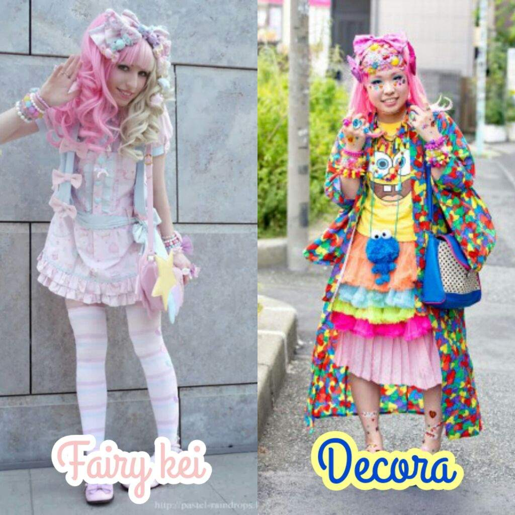 Decora List Of Synonyms And Antonyms Of The Word Decora Kei