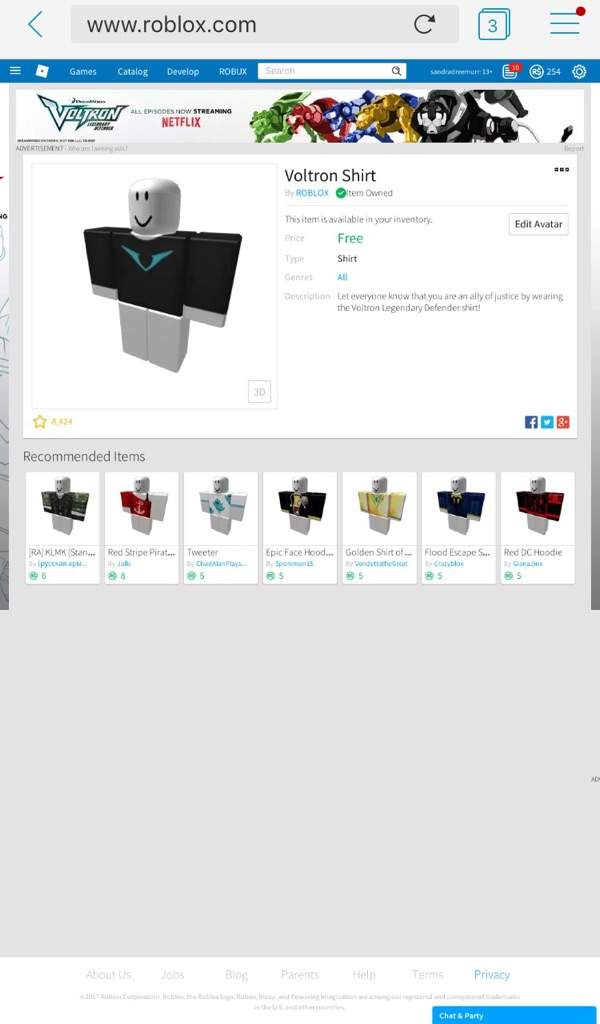How To Make A Black Sweater For Free Roblox Amino