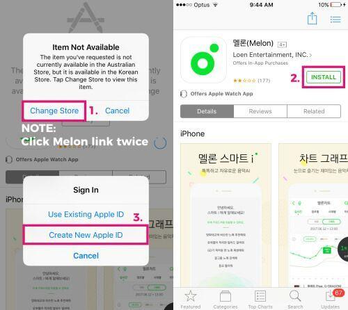TUTORIAL iOS Create a Korean Apple ID MONBEBE Amino