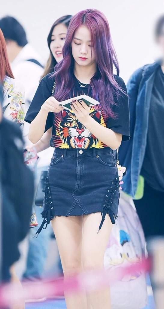 Exterieur Welcome Jisoo's Airport Fashion | Allkpop Forums
