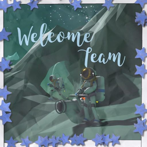 Welcome Team Message~ Wiki (Official) Astroneer Amino 🚀 Amino