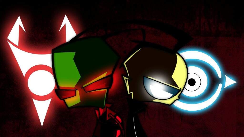 Lol Wallpaper Hd Pc Invader Zim Hero Or Villain Let S Talk About Cartoon