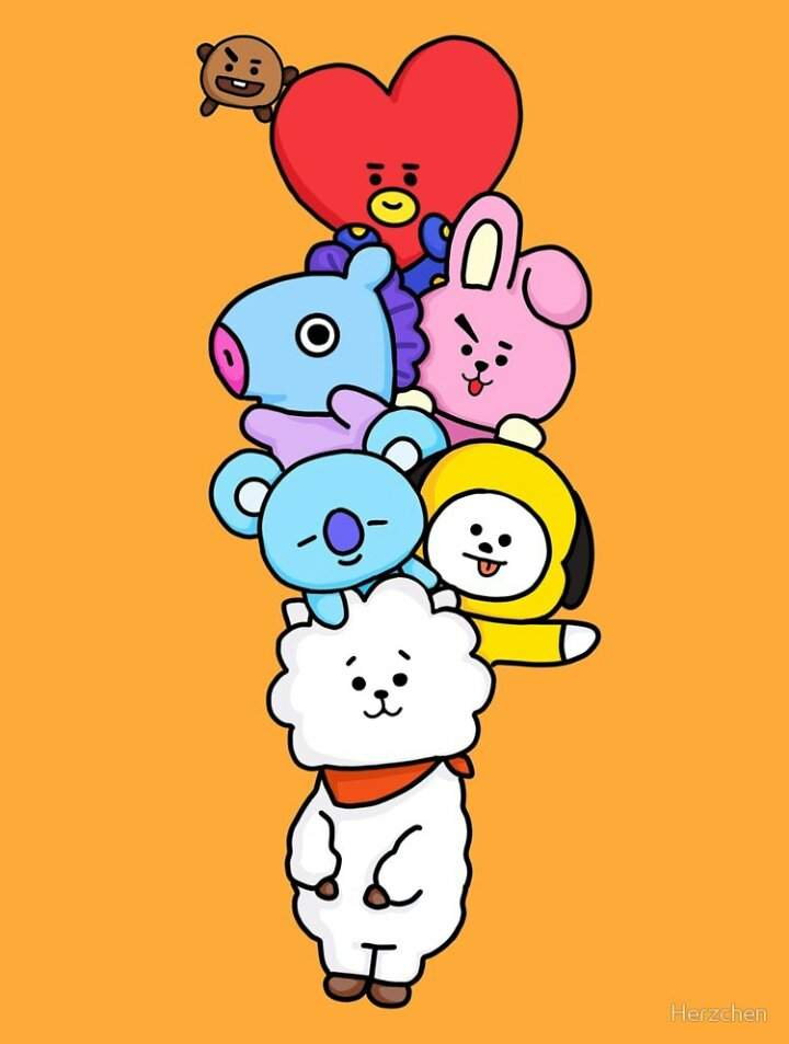 Cherry Blossom Wallpaper Hd Which Bt21 Character Are You Quiz 🌸 Army S Amino