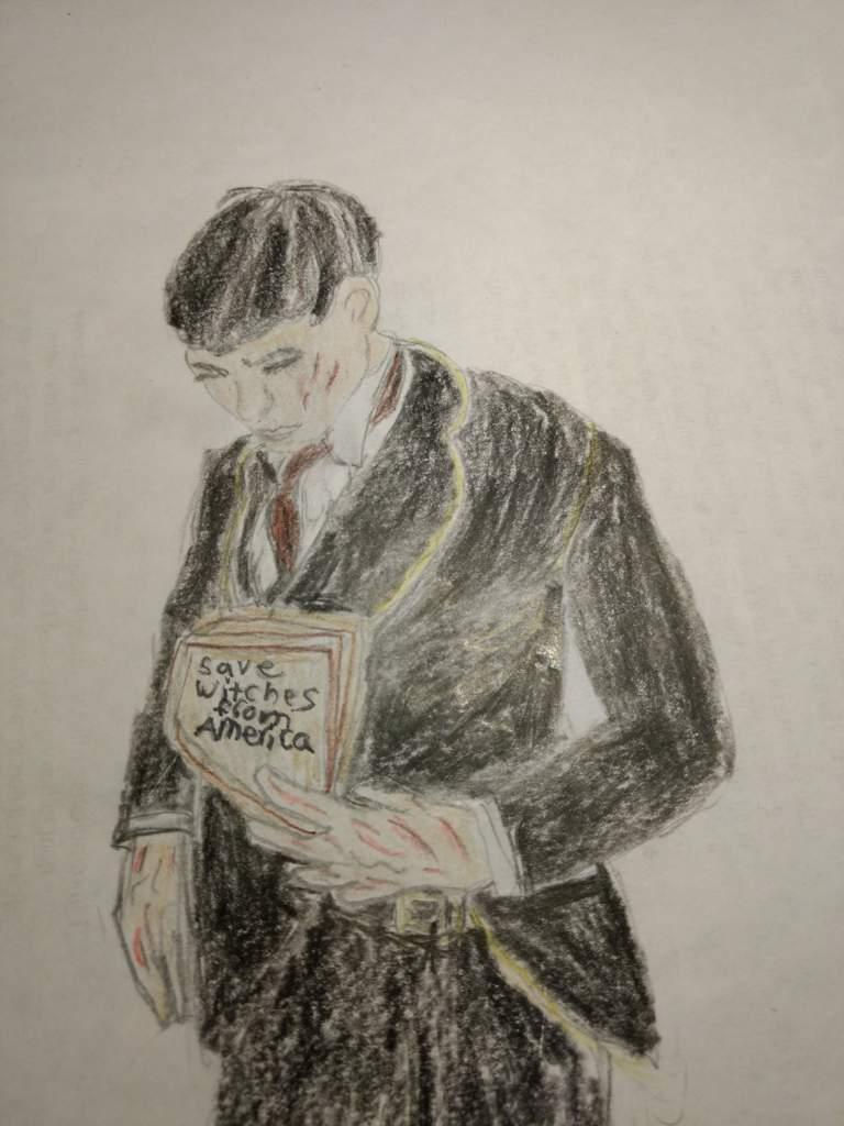 Wall Art Credence Credence Barebone Drawing Fantastic Beasts Amino