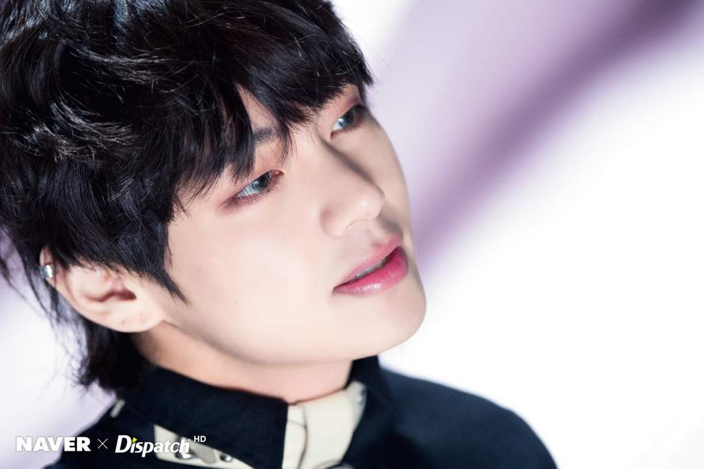 180528 Taehyung x Dispatch @Fake love MV behind the scenes ARMY\u0027s